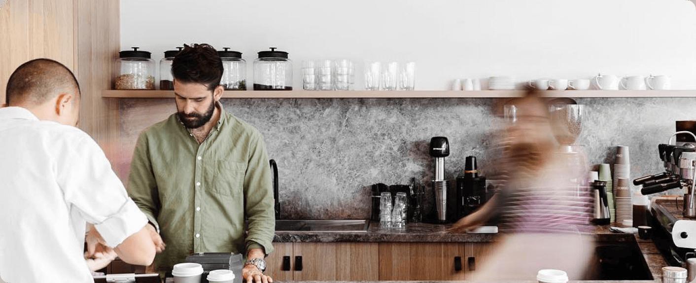 Wireless Social - Guest WiFi - Cafe